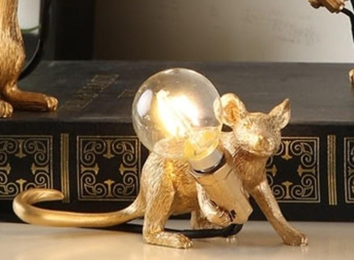 картинки золотой мышки правильно украсить